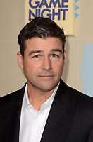 "LOS ANGELES - FEB 21:  Kyle Chandler at the ""Game Night"" Premiere at the TCL Chinese Theater IMAX on February 21, 2018 in Los Angeles, CA"