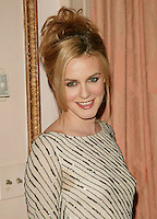 Actress Alicia Silverstone at the 3rd Annual Directors Guild Of America Honors at the Waldorf-Astoria in New York City. June 9, 2002. <br />