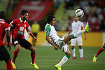 Al Ahli (UAE) vs Al Ahli (KSA) during the 2015 AFC Champions League Group D  on February 25, 2015 at the Rashid Stadium, in Dubai, UAE. Photo by Adnan Hajj /  World Sport Group
