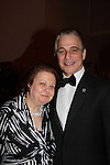 Angela poses with Tony Danza as HeartShare Human Services of New York 2012 held its Spring Gala & Auction on March 22, 2012 at the New York Marriott Marquis, New York City, New York.  (Photo by Sue Coflin/Max Photos)