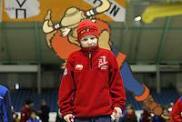 SCHAATSEN: HEERENVEEN: IJsstadion Thialf, 04-03-2005, VikingRace, Sverre Lunde Pedersen (NOR), ©foto Martin de Jong