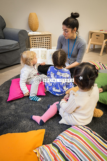 Little Engineers Day Nursery, Tottenham Hale, North London UK