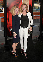 HOLLYWOOD, CA - APRIL 18:  Actresses Jordan Ladd (L) and Cheryl Ladd arrive at the Premiere Of Warner Bros. Pictures' 'Unforgettable' at TCL Chinese Theatre on April 18, 2017 in Hollywood, California.<br /> CAP/ROT/TM<br /> &copy;TM/ROT/Capital Pictures