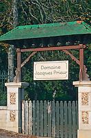 Domaine Jacques Prieur. Meursault. Burgundy, France