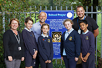 2019 09 27 Amazon, St Joseph Catholic School in Clydach near Swansea, Wales, UK