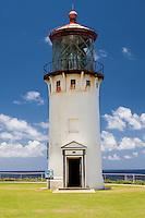 Lighthouse at Kilauea Point, Kauai