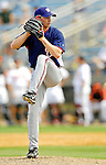 9 March 2007: Washington Nationals pitcher Levale Speigner on the mound against the Baltimore Orioles at Fort Lauderdale Stadium in Fort Lauderdale, Florida. <br /> <br /> Mandatory Photo Credit: Ed Wolfstein Photo