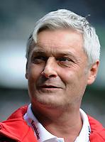 FUSSBALL   1. BUNDESLIGA  SAISON 2012/2013   7. Spieltag   Borussia Moenchengladbach - Eintracht Frankfurt   07.10.2012 Trainer Armin Veh (Eintracht Frankfurt)