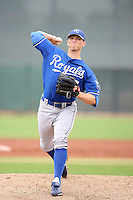 Aaron Hartsock - Kansas City Royals - 2010 Instructional League.Photo by:  Bill Mitchell/Four Seam Images..