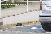SÃO PAULO, SP, 26.03.2016 - BOMBA-SP - Objeto suspeito de bomba é visto na Teodoro Sampaio com Benedito Calixto na região oeste da cidade de São Paulo neste sábado, 26. (Foto: William Volcov/Brazil Photo Press)
