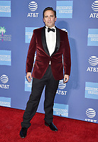 PALM SPRINGS, CA - JANUARY 03: Mike Hatton attends the 30th Annual Palm Springs International Film Festival Film Awards Gala at Palm Springs Convention Center on January 3, 2019 in Palm Springs, California.<br /> CAP/ROT/TM<br /> ©TM/ROT/Capital Pictures