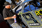 Feb 03, 2010; 4:24:36 PM; Gibsonton, FL., USA; The Lucas Oil Dirt Late Model Racing Series running The 34th Annual Dart WinterNationals at East Bay Raceway Park.  Mandatory Credit: (thesportswire.net)