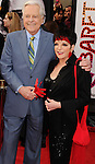 HOLLYWOOD, CA - APRIL 12: Robert Osborne and Liza Minnelli attend the World Premiere of 40th Anniversary Restoration of 'Cabaret' at Grauman's Chinese Theatre on April 12, 2012 in Hollywood, California.