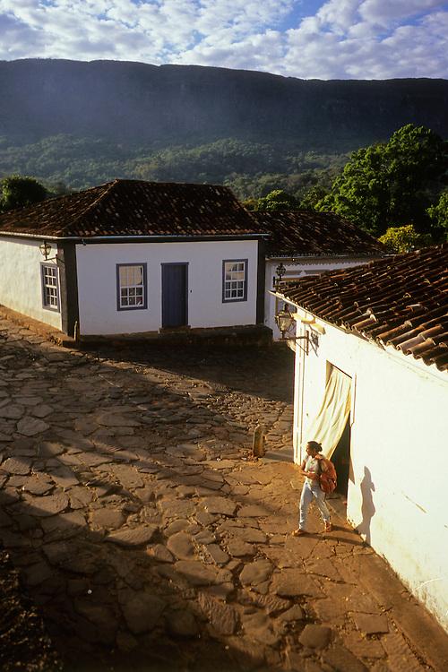 Tiradentes, Minas Gerais, Brazil, october 2012.