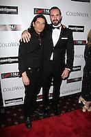 "James Duval, Ivan Djurovic<br /> at the NuHo Online Film Fest (NoHoFilmFest.com) Premiere of ""Coldwater,"" Bigfoot Crest Theater, Westwood, CA 01-09-14<br /> David Edwards/DailyCeleb.com 818-249-4998"