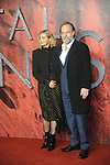 Hugo Weaving  at  the World Premiere of Mortal Engines, Leicester Square, London