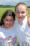 Rebecca Stryker and Ciara Houlihan were at the races in Duagh on Sunday.....   Copyright Kerry's Eye 2008