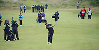 Shane Lowry (IRL) during the Final Round of the 148th Open Championship, Royal Portrush Golf Club, Portrush, Antrim, Northern Ireland. 21/07/2019. Picture David Lloyd / Golffile.ie<br /> <br /> All photo usage must carry mandatory copyright credit (© Golffile | David Lloyd)