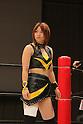 Ayumi Kurihara,..AUGUST 1, 2010 - Pro Wrestling :..NEO Women's Pro-Wrestling event at Korakuen Hall in Tokyo, Japan. (Photo by Yukio Hiraku/AFLO)