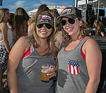 A photograph taken during the Dustin Lynch Concert at the Reno Rodeo on Wednesday, June 14, 2017.