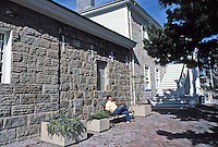 Old Jail House & Colton Hall, Monterrey California