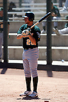 Sean Doolittle - Oakland Athletics - 2009 spring training.Photo by:  Bill Mitchell/Four Seam Images