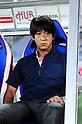 Masahiro Wada (Vissel),..JULY 23, 2011 - Football :..Vissel Kobe head coach Masahiro Wada before the 2011 J.League Division 1 match between Yokohama F Marinos 1-0 Vissel Kobe at Nissan Stadium in Kanagawa, Japan. (Photo by AFLO)