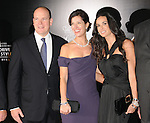 Prince Albert II of Monaco,Peri Ellen Berne & Demi Moore Kutcher at The 2009 Rodeo Walk of Style Awards honoring Cartier & Princess Grace Kelly of Monaco held at Rodeo Dr. in Beverly Hills, California on October 22,2009                                                                   Copyright 2009 DVS / RockinExposures
