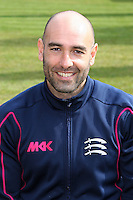 Richard Johnson assistant coach - Middlesex County Cricket Club Press Day at Lords Cricket Ground, London - 08/04/13 - MANDATORY CREDIT: Rob Newell/TGSPHOTO - Self billing applies where appropriate - 0845 094 6026 - contact@tgsphoto.co.uk - NO UNPAID USE.