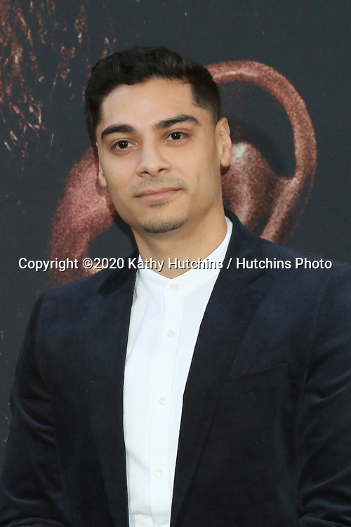 LOS ANGELES - MAR 1:  Fernando Luis Vega at the The Way Back Premiere at the Regal LA Live on March 1, 2020 in Los Angeles, CA