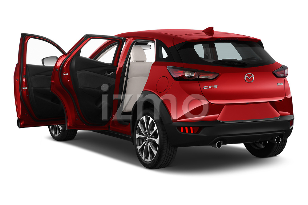 Car images of 2019 Mazda CX-3 Grand-Touring 5 Door SUV Doors