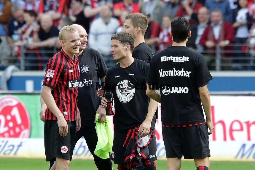 Sebastian Rode, Stefano Celozzi (Eintracht)