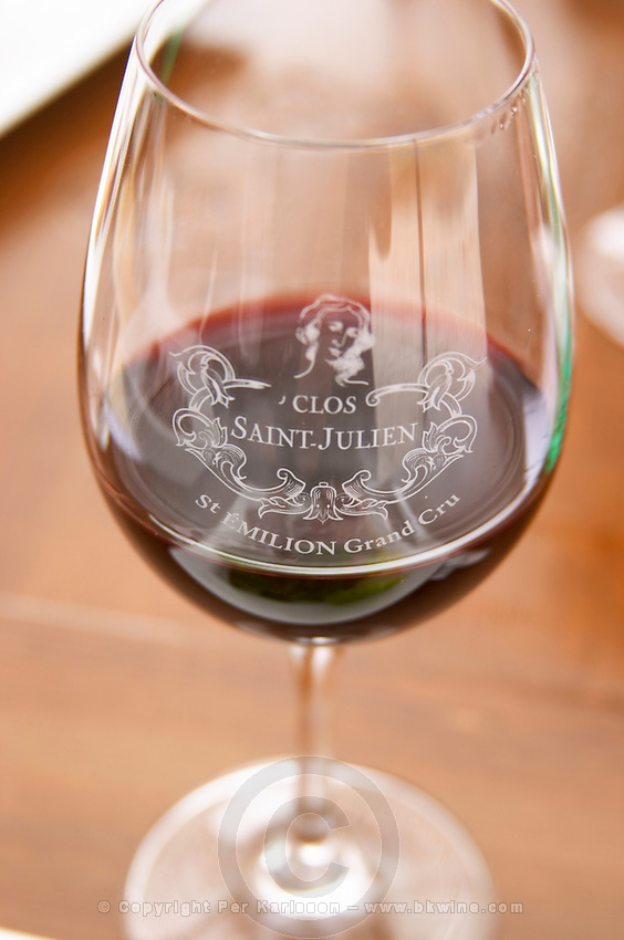 Clos Saint Julien, Saint Emilion, Bordeaux, France