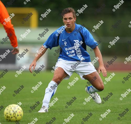2008-07-21 / Voetbal / seizoen 2008-2009 / KV Turnhout / Kevin Janssens..Foto: Maarten Straetemans (SMB)