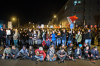 15-11-02 Blockade von NPD-Aufmarsch in Berlin