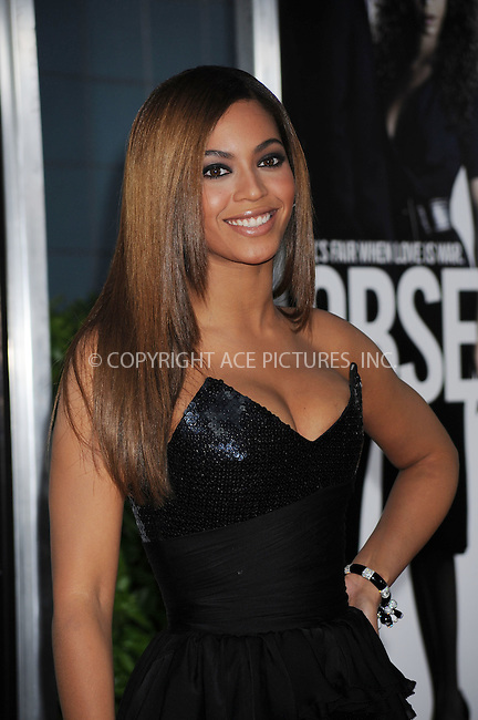 WWW.ACEPIXS.COM . . . . . ....April 23 2009, New York City....Actress and singer Beyonce arriving at the premiere of 'Obsessed' presented by The Cinema Society & MCM at the School of Visual Arts on April 23, 2009 in New York City.....Please byline: KRISTIN CALLAHAN - ACEPIXS.COM.. . . . . . ..Ace Pictures, Inc:  ..tel: (212) 243 8787 or (646) 769 0430..e-mail: info@acepixs.com..web: http://www.acepixs.com