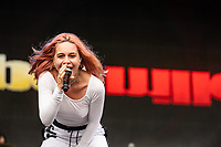 SAN FRANCISCO, CALIFORNIA - AUGUST 10: Bea Miller performs onstage during the 2019 Outside Lands Music And Arts Festival at Golden Gate Park on August 10, 2019 in San Francisco, California. Photo: Alison Brown/imageSPACE/MediaPunch<br /> CAP/MPI/IS<br /> ©IS/MPI/Capital Pictures