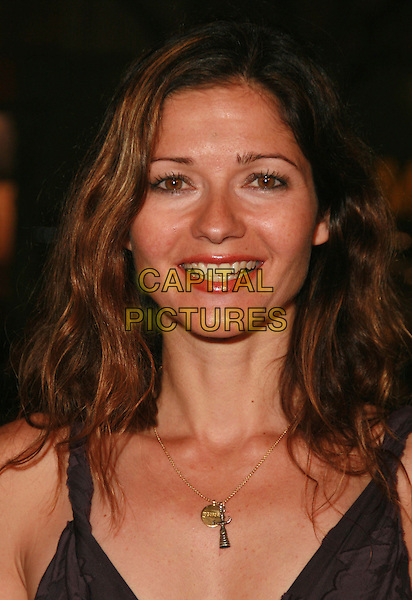 "JILL HENNESSEY.""Shooter"" Los Angeles Premiere held at Mann Village Theatre, Westwood, California, USA, 08 March 2007..portrait headshot.CAP/ADM/CH.©Charles Harris/AdMedia/Capital Pictures."