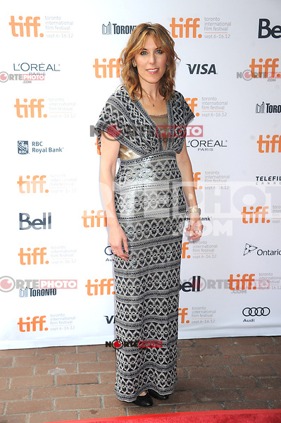 TORONTO, ON - SEPTEMBER 08: Amy Berg at the 'West Of Memphis' premiere during the 2012 Toronto International Film Festival at the Ryerson Theatre on September 8, 2012 in Toronto, Canada. &copy;&nbsp;mpi01/MediaPunch Inc. /NortePhoto.com<br />