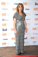 TORONTO, ON - SEPTEMBER 08: Amy Berg at the 'West Of Memphis' premiere during the 2012 Toronto International Film Festival at the Ryerson Theatre on September 8, 2012 in Toronto, Canada. © mpi01/MediaPunch Inc. /NortePhoto.com<br />