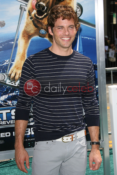 """James Marsden<br /> at the """"Cats and Dogs The Revenge Of Kitty Galore"""" World Premiere, Chinese Theater, Hollywood, CA. 07-25-10<br /> David Edwards/DailyCeleb.com 818-249-4998"""