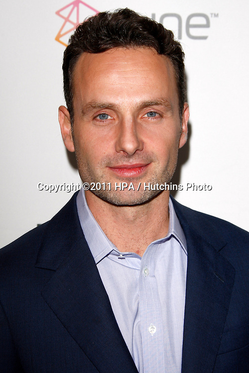 LOS ANGELES - MAR 4: Andrew Lincoln arrives at the The Walking Dead PaleyFest2011 Event at Saban Theater on March 4, 2011 in Los Angeles, CA
