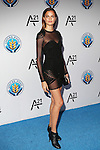 Model Barbara Fialho Attends the Unitas Gala <br />