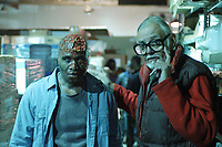 Diary of the Dead (2007) <br /> George A. Romero (Director)<br /> *Filmstill - Editorial Use Only*<br /> CAP/KFS<br /> Image supplied by Capital Pictures /MediaPunch ***NORTH AND SOUTH AMERICAS ONLY***