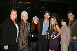 "Dr. Annie, OLTL's Loyita Chapel, Jane Elissa, Sean McDermott (ex ""Hart Jessup"" GL) and performed, Kristen & Eddie Alderson, Brandon Buddy at An Intimate Evening with Broadway and Daytime Stars entertaining with songs to benefit the Jane Elissa/Charlotte Meyers Endowment Fund for Leukemia/Lymphoma Research and other charitable causes on October 20, 2008 at the New York Marriott Marquis Hotel, New York City, NY. Sean McDermott was honored with the Shining Star Award and Kristen Alderson received an award for her time with the charity. (Photo by Sue Coflin/Max Photos)"