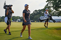 Jeongeun6 Lee (KOR) departs the green on 18 following round 4 of the 2019 US Women's Open, Charleston Country Club, Charleston, South Carolina,  USA. 6/2/2019.<br /> Picture: Golffile | Ken Murray<br /> <br /> All photo usage must carry mandatory copyright credit (© Golffile | Ken Murray)