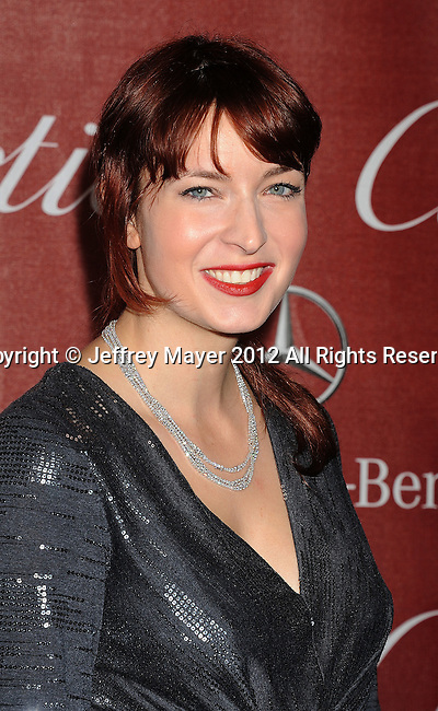PALM SPRINGS, CA - JANUARY 07: Diablo Cody  arrives at the 2012 Palm Springs Film Festival Awards Gala at the Palm Springs Convention Center on January 7, 2012 in Palm Springs, California.