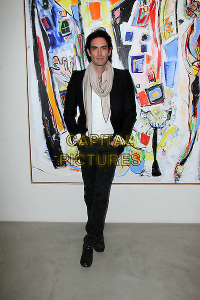 LOS ANGELES, CA - March 08: Alexander Yulish at the Alexander Yulish &quot;An Unquiet Mind&quot; Reception, KM Fine Arts, Los Angeles,  March 08, 2014.  <br /> CAP/MPI/JO<br /> &copy;Janice Ogata/MediaPunch/Capital Pictures