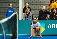 Alphen aan den Rijn, The Netherlands, 25 Januari 2019, ABNAMRO World Tennis Tournament, Supermatch, Final,  Gila Langen head of ballkids<br /> Photo: www.tennisimages.com/Henk Koster