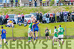 An Neidin vs. Naomh Breandanaigh at the Garvey's Super Value County Senior Football Championship in the Fr. Breen Park, Kenmare last Sunday. Full time score Kenmare 5-15 St Brendans 0-8.